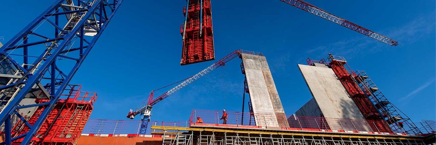 C3B VINCI construction Marché global de performance
