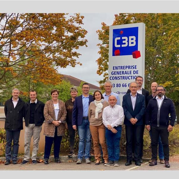 Comité de direction C3B