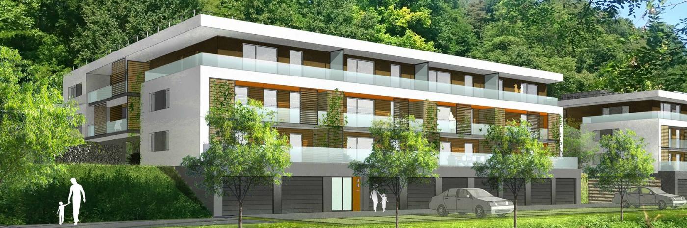 Perspectives logements Néolia Montboucons